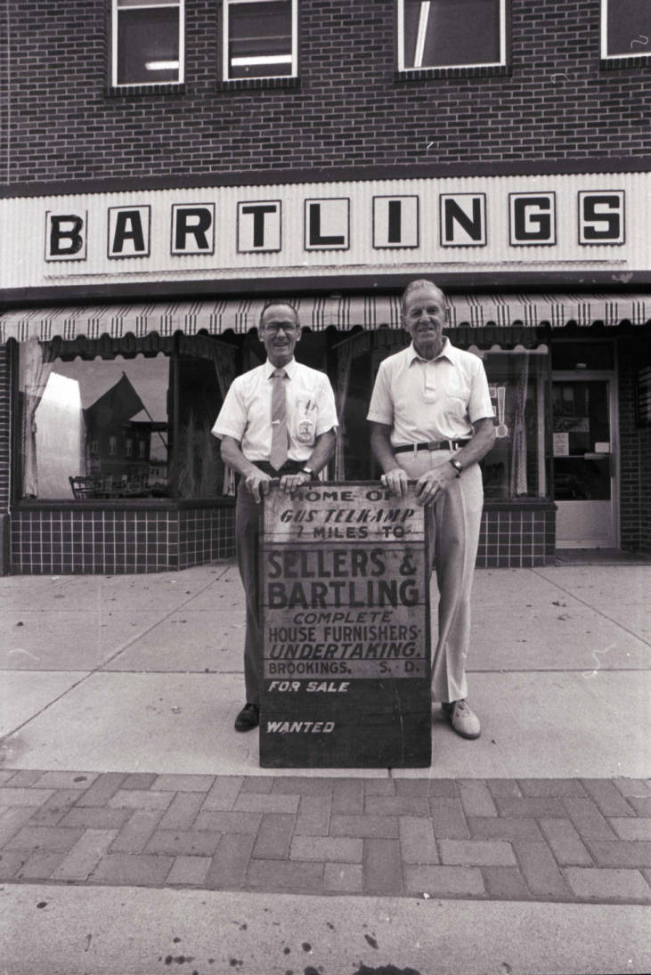 Bartling's Furniture and Carpets, Brookings, South Dakota